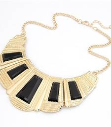 Buy Resin Cubic Chocker Necklace Necklace online