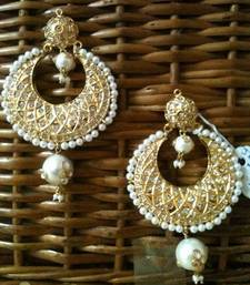 Buy Design no. 6B.2556....Rs. 2100. danglers-drop online