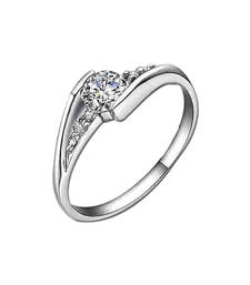 Buy Silver Daimond Ring Ring online