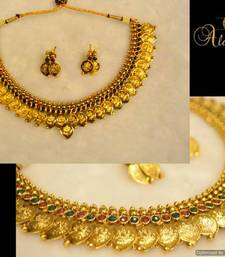 Buy Traditional Necklace Set 5 Necklace online