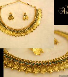 Buy Traditional Necklace Set 7 Necklace online