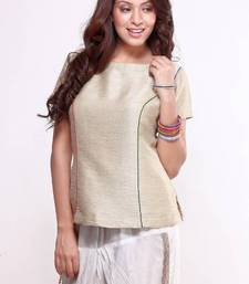 Buy Ethnic Cotton Top top online
