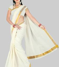 Buy KERALA COTTON SAREE NO 223 cotton-saree online