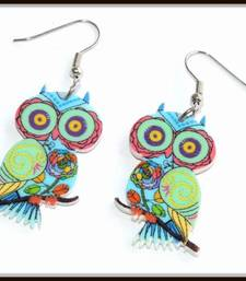 Buy Animal Kingdom Series - Owl 01 danglers-drop online