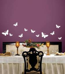 Buy Butterfly abstract wall decal wall-decal online