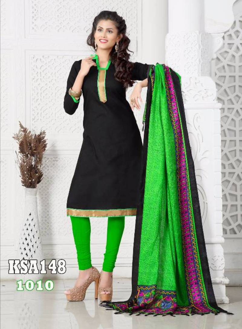Buy King Sales New Latest Fancy Black And Parrot Green