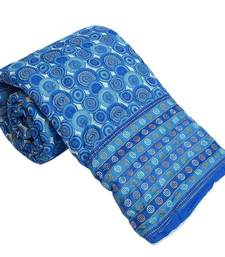Buy Hand Block Printed Cotton Double Bed Razai Quilt Diwali Gift 310 razai online
