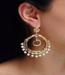 Buy BEAUTIFUL CHAND BALI  hoop online