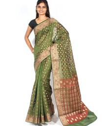 Buy Georgette Banarasi Saree georgette-saree online