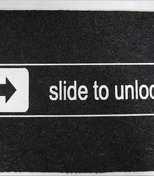 Buy Slide To Unlock Doormat  table-mats-and-runner online