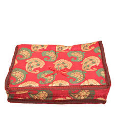 Buy Red plain jewellery-box jewellery-box online