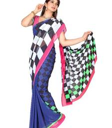 Buy Chennai Express  Lungi Dance Saree by Vishal diwali-discount-offers-2013 online