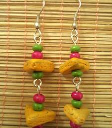 Buy Multicolored Earrings5-Aliff Lailaa-01020 danglers-drop online