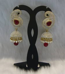 Buy Design no. 2.1534....Rs. 1450 danglers-drop online