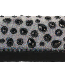 Buy Black Wedding Clutch clutch online
