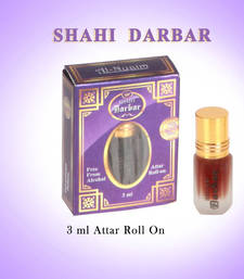Buy AL NUAIM SHAHI DARBAR 3ML ROLL ON gifts-for-him online