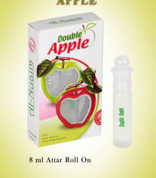 Buy AL NUAIM DOUBLE APPLE 8ML ROLL ON gifts-for-him online