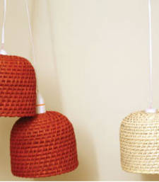 Hanging light  - DOME SHAPE shop online