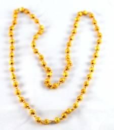 Buy gold platted moti mala size-28''inch Pendant online