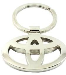 Buy SuperDeals Toyota Metallic Ring Key Chain key-chain online