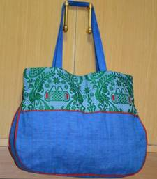 Buy Cotton hand bag  handbag online