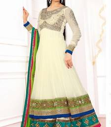 Buy anarkali suits anarkali-salwar-kameez online