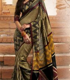 Buy bhagalpuri silk saree printed-saree online