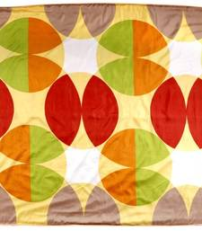 Buy Yellow printed Polyester Quilts quilt online