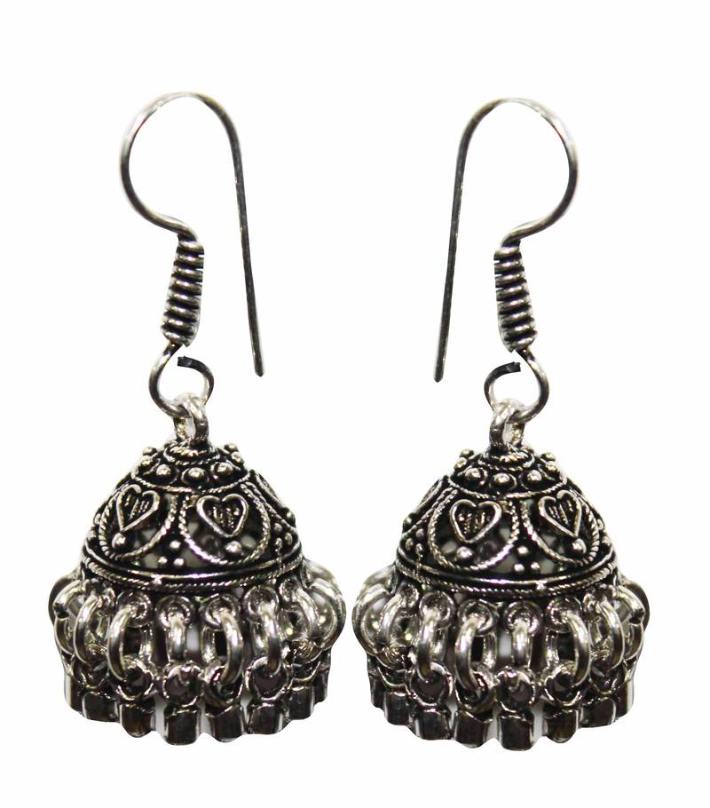 Buy handcrafted earrings, necklaces and other silver jewelry online. Choose from silver jewelry, different designs of Indian silver jewelry, contemporary silver jewellery, vintage silver jewelry, turquoise and silver jewelry, among others.