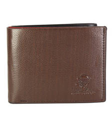 Buy Brown  pu leather clutch_purses wallets wallet online