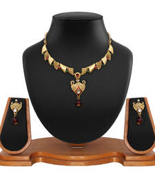 Buy Designer Necklace Set Necklace online