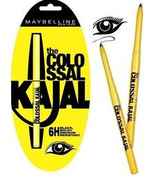 Buy Maybelline colossal black kajal gifts-for-girlfriend online