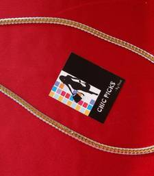 Buy Dual Shade Chain Necklace online