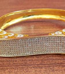 Buy Designer celebrity American Diamond Bracelet   bangles-and-bracelet online