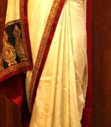 Buy Silk and Shine Saree wedding-saree online