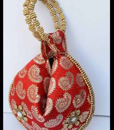 Buy Kumkum Red Potli wedding-gift online