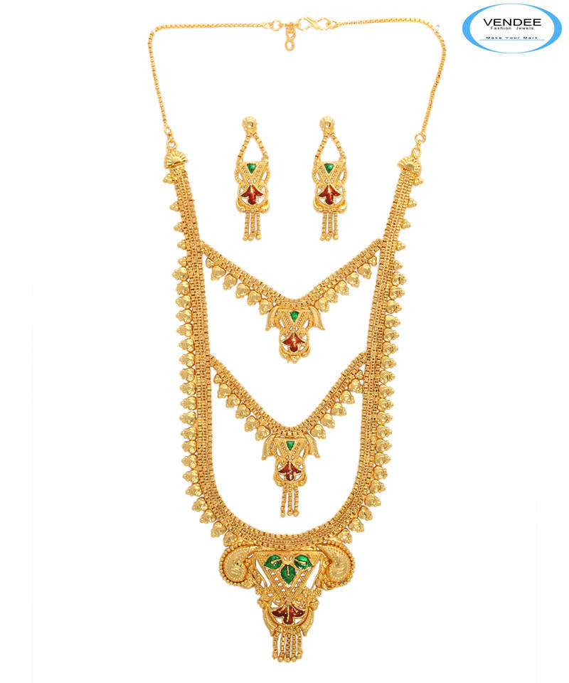 what is gold plated jewellery