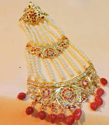 Buy Mastani jadau pasa hair accessories  hair-accessory online