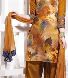 Buy Cotton Embellished Salwar kameez Dress Material SC8134B pakistani-salwar-kameez online