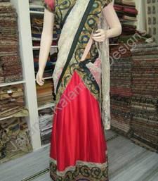 Buy Kalamkari lehanga voni kalamkari-saree online