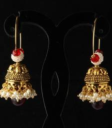 Buy EMBELLISHED LUXE EARRINGS Earring online
