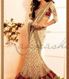 Buy Designer Heavy Lehenga Saree SC5001B lehenga-saree online