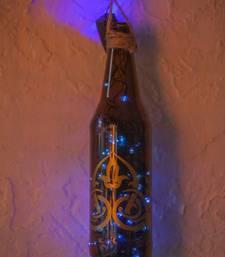 Buy Hanging bottle light - Green  table-lamp online