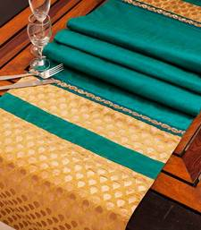 Buy Runner - Teal  table-mats-and-runner online