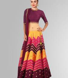 Buy lehenga-choli by voovilla (Multi) lehenga-below-3000 online