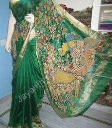 Buy Kalamkari saree kalamkari-saree online
