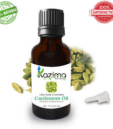Buy Cardamom essential oil (15ml) 100% pure natural and undiluted oil essential-oil online