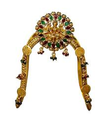 Buy royal southern laxmi gold plated bajuband bajuband online