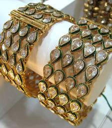 Buy Designer Jewelry Kada No... 2 pcs bangles-and-bracelet online