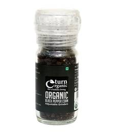 Buy Organic Black Pepper Grinders masala-spice-mix online